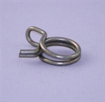 3 8 Double Wire Hose Clamp
