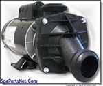 Jacuzzi J-Series Pump Assembly, 1.5 HP, 220 Volt, 2 Speed, 48 Frame