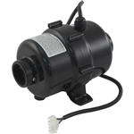 CG Air Millenium Air Blower, 1.0 HP, 230 Volt, 10 Ft AMP