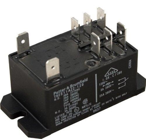 T92 Relay 30 Amp DPDT 12 Volt Coil