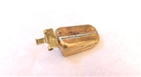Ford Motorcraft Autolite 2100 Brass Float 4100 Primary Carburetor 4 Barrel