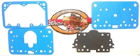 Holley 1850 Gasket Pack for Holley Model 4160 with Accelerator Pump Transfer Tube Holly