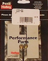 Holley Carburetor Main Jet 66 1/4-32 thread 2 PK 122-66 Pure Holley Perf Product