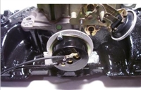350 Chevy Small Block Carburetor Electric Choke Conversion Rochester Quadrajet