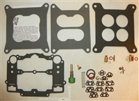 Carter AFB 440 Charger Barracuda Carburetor Repair Kit 1966 - 67 Gasket Kit