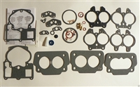 Rochester 2B 2 Jet Large Base Carburetor Repair Kit Buick 62-63 Oldsmobile 59-68 Pontiac 58-69