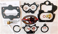 Carburetor Repair Kit Stromberg WW Chevrolet GMC Truck 8 cylinder 1963 - 64