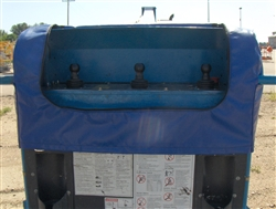 R&R Control Box Cover™ for Genie Booms / © Patent Pending