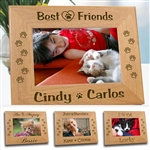 Best Friends Picture Frame