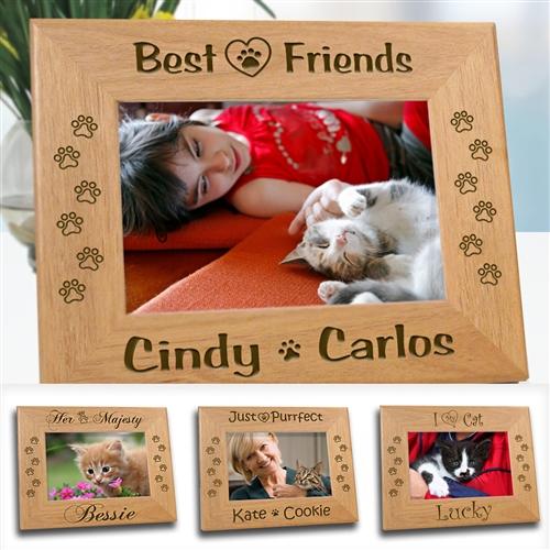 Best Friends Picture Frames