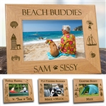 Outdoor Picture Frame For Dog Lovers