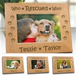 Dog Rescue Frame