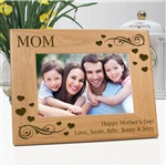 Mother's Day Personalized Frame