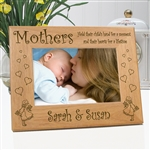 New Mom Personalized Frame
