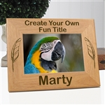 Bird Picture Frame
