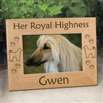 Personalized Afghan HoundDog Gifts