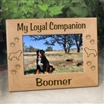 Personalized Bernese Mountain Dog Gifts