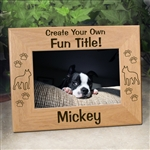 Personalized Boston Terrier Gifts