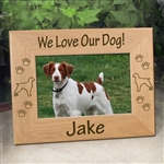 Personalized Brittany Spaniel Dog Gifts