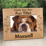 Personalized English Bulldog Gifts