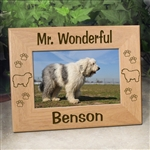 Personalized English Sheepdog Gifts