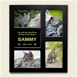 Cat Sympathy Collage Picture Frame