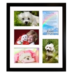 Rainbow Bridge Collage Photo Frame