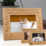 Personalized Pet Loss Gift For Cats