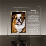 Rainbow Bridge Memorial Frame For Dogs
