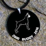Dog Theme Pendant