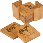 Coasters For Horse Lovers