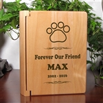 Personalized Photo Album For Dogs