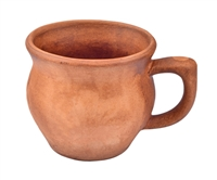 Solid Clay Cup