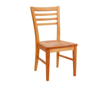 Birch Wood Dining Chair