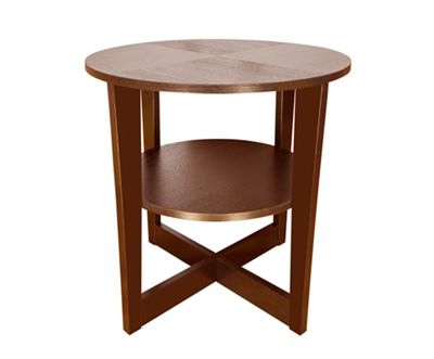 Hazelnut Side Table