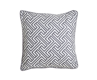 Modern Geometric Pillow