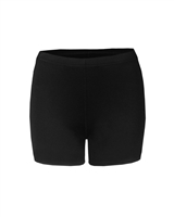 Womens Compression Shorts.  Sizes S-2XL. Black