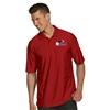 Mens Illusion Polo embroidered with USAPA logo. Sizes S-2XL. Dark Red