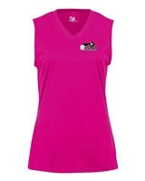 USAPA printed logo Court Sleeveless for Women. Sizes S-2XL. Navy, Silver, Hot Pink, Electric Blue