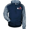 USAPA logo Sport Sweatshirt for Men and Women. Sizes S-3XL. Navy