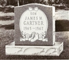 Infant Granite Headstone