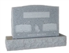 Companion Granite Headstone