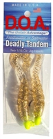 313 Gold Glitter - Deadly Tandem