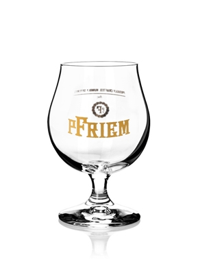 pFriem 8oz brussels beer glass