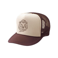 pFriem Bear Face Trucker