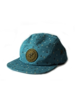 Teal Camper Hat