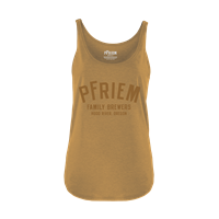 Women's Golden Tank Top