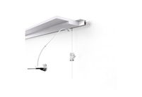 "STAS Multirail Flat - 78 3/4"" ( 200 cm ) - White + installation kit"