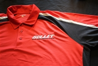 Bullet Performance Stay Dry Polo Shirt