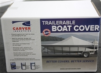 Boat Cover for 20' single console models